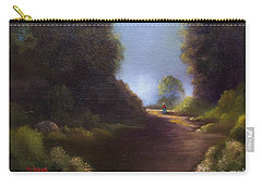 The Walk Home Carry-all Pouch by Marlene Book