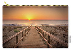 The Walkway To The Sun. Carry-all Pouch
