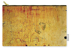 Carry-all Pouch featuring the photograph The Wall by EDi by Darlene