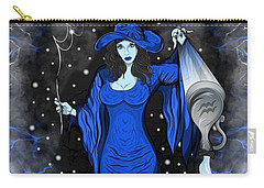 The Water Bearer Aquarius Spirit Carry-all Pouch