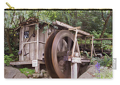 The Water Wheel Keeps Turning ... Carry-all Pouch