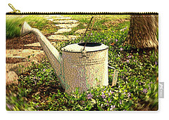 The Watering Can Carry-all Pouch