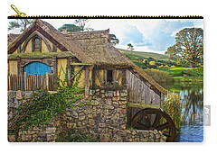 The Watermill, Bag End, The Shire Carry-all Pouch