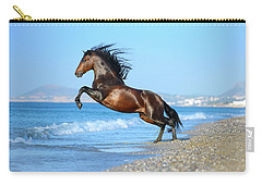 The Wave. Andalusian Horse Carry-all Pouch