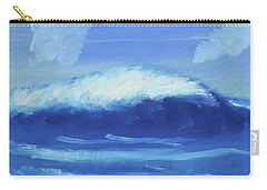 The Wave Carry-all Pouch by Artists With Autism Inc