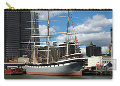 The Wavertree In Port Carry-all Pouch