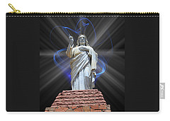 Carry-all Pouch featuring the photograph The Way by Shane Bechler