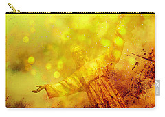 Carry-all Pouch featuring the photograph The Way, The Truth, The Life by Joel Witmeyer
