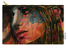 The Way We Were  Carry-all Pouch by Paul Lovering