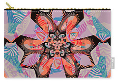 The Web Of Strawberry Fields Carry-all Pouch