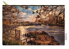 The Weir At Teddington Carry-all Pouch