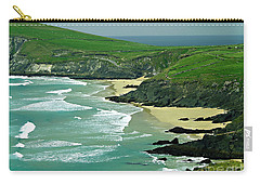 The West Coast Of Ireland Carry-all Pouch by Patricia Griffin Brett