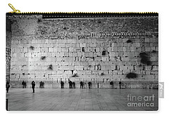 The Western Wall, Jerusalem 2 Carry-all Pouch