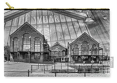The Wharf Cardiff Bay Mono Carry-all Pouch