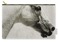 The White Horse IIi - Art Print Carry-all Pouch