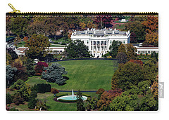 The White House Carry-all Pouch by Ed Clark