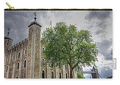 The White Tower Carry-all Pouch