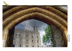 The White Tower Through A Portal Carry-all Pouch