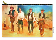 The Wild Bunch Carry-all Pouch