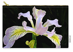 The Wild Iris Carry-all Pouch