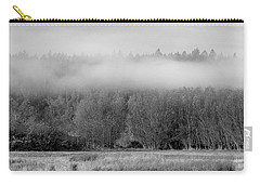 Carry-all Pouch featuring the photograph The Willows by I'ina Van Lawick