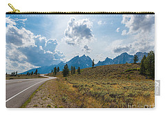 The Winding Road Carry-all Pouch