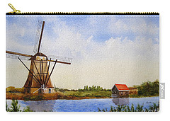 The Windmill Carry-all Pouch
