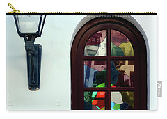 The Window And The Lantern Carry-all Pouch by Lynn Bolt