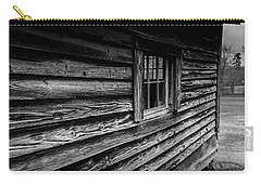Carry-all Pouch featuring the photograph The Window by Doug Camara