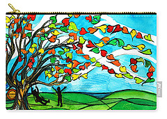 The Windy Tree Carry-all Pouch
