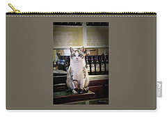 The Winery Cat Carry-all Pouch