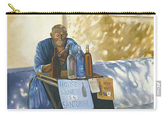 The Wineseller Carry-all Pouch by Marlene Book