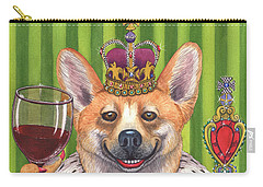 The Wining Queen Carry-all Pouch