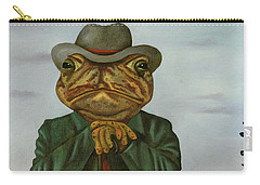 The Wise Toad Carry-all Pouch