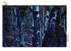 The Witches Aspen Grove Carry-all Pouch by Jennifer Lake