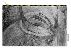 The Wizard Of Earth-sea Carry-all Pouch