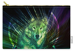 The Wolf Within Carry-all Pouch