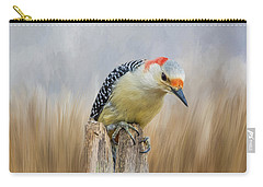The Woodpecker Carry-all Pouch