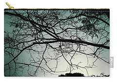 Carry-all Pouch featuring the photograph The World Is Blue by Beto Machado