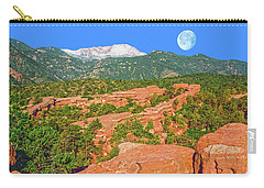 The World Is Not Comprehensible, But It Is Embraceable, Wrote The German Philosopher, Martin Buber.  Carry-all Pouch