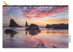The World Of Bandon Carry-all Pouch by Patricia Davidson