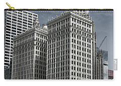 The Wrigley Building Carry-all Pouch