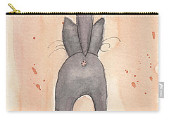 The Wrong End Carry-all Pouch by Terry Taylor