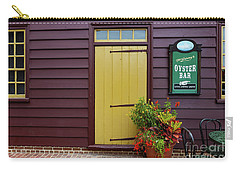 The Yellow Door In Annapolis Carry-all Pouch