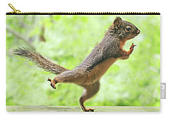 The Yoga Student Carry-all Pouch by Peggy Collins