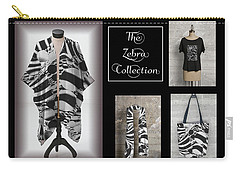 The Zebra Collection Carry-all Pouch