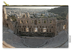 Theater Of Herodes Atticus Carry-all Pouch