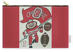 Thee Ohio State Buckeyes Carry-all Pouch