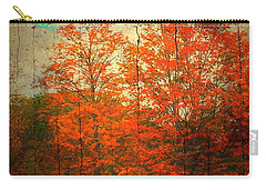 The Happiness Of Life By Taylor Coleridge Carry-all Pouch