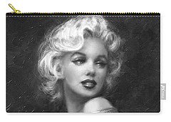 Theo's Marilyn Ww Bw Carry-all Pouch